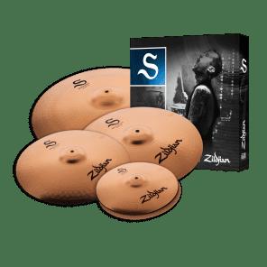 "Zildjian S Series Rock XL Box Set 14"" / 18"" / 20"" / 22"" Cymbal Pack"