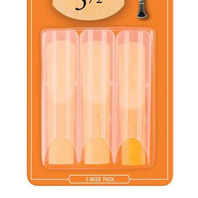 #3.5 Bb Clarinet Rico Reeds 3 pack