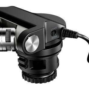 Tascam TM-2X Stereo XY DSLR Condenser Microphone