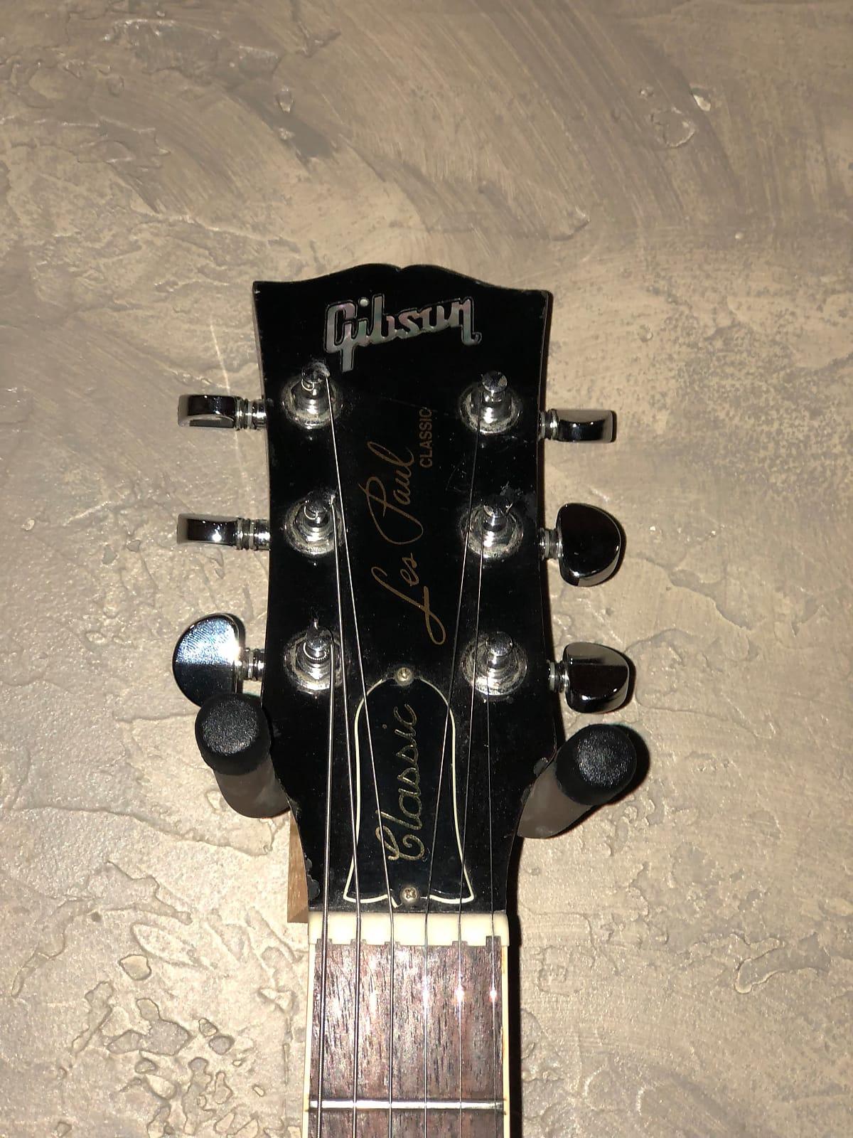 Gibson Les Paul Classic 1990s Cherry Burst