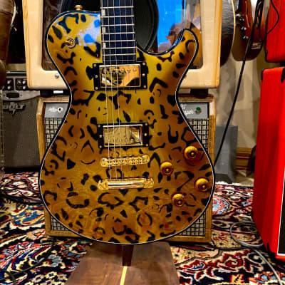 Knaggs Steve Stevens Gold Leopard SSC - Virgil Arlo 1959 PAF - Vintage Tone Gold Leopard #149