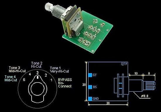 Guitar Parts Electronics : guitar parts electronics passive circuit artec qtp reverb ~ Vivirlamusica.com Haus und Dekorationen