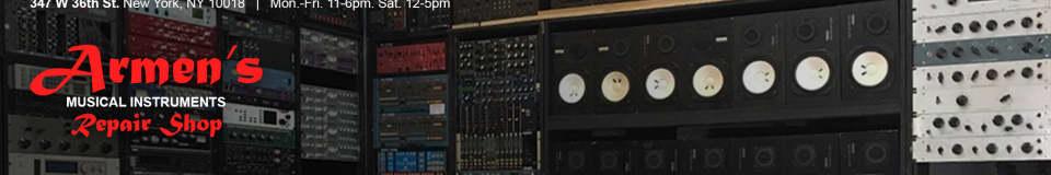 Armen's Music/Repair Shop