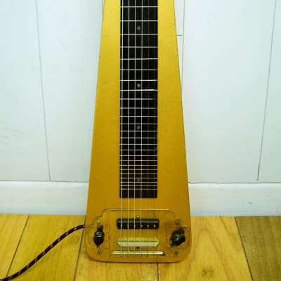 Selmer Novelectric Lapsteel 1950s Gold for sale