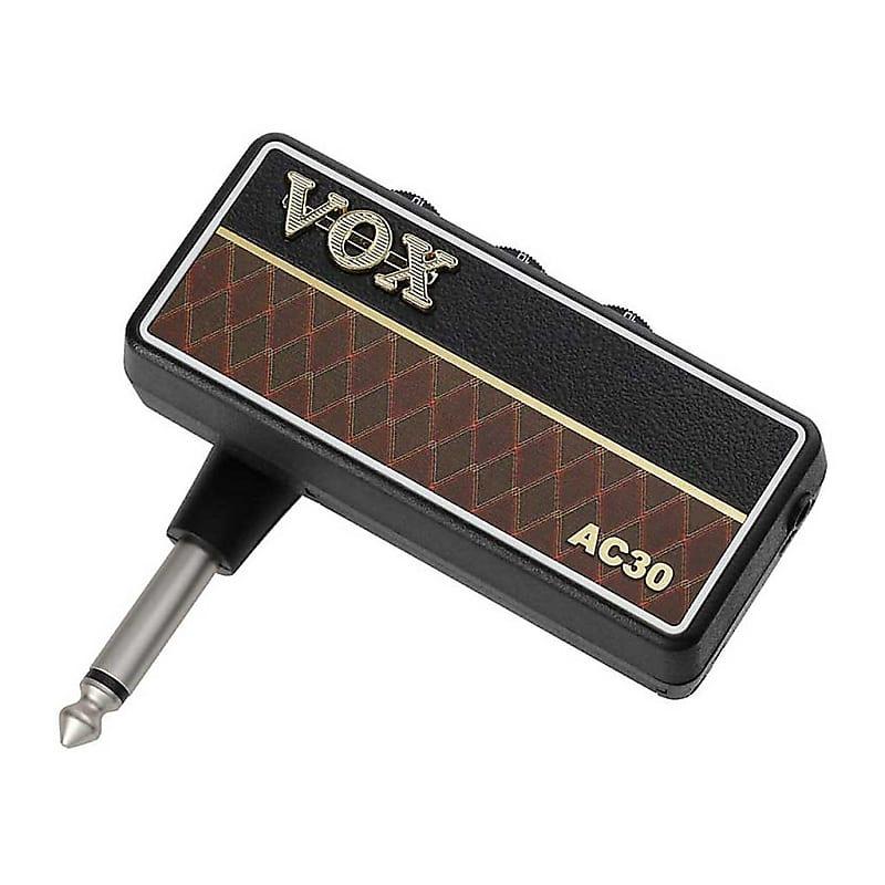 Vox amPlug 2 AC30 Battery-Powered Guitar Headphone Amp AP2-AC