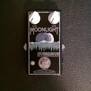 Blue Ridge Amps Moonlight Overdrive 2018 Black