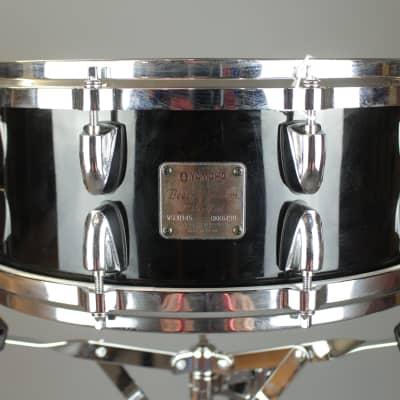 Used Yamaha Beech Custom Absolute 5.5x14 Snare Drum