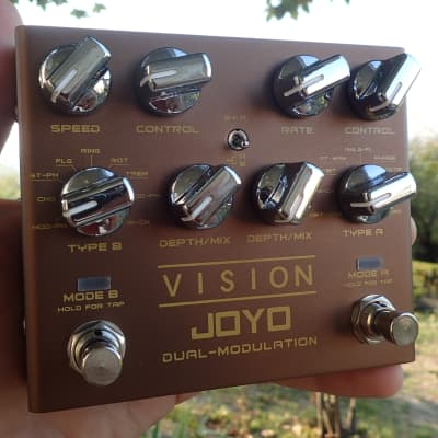 Joyo R-Series R-09 Vision Dual-Modulation for sale