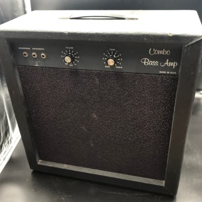 Multivox Combo Bass Amp (Mid 70's) for sale