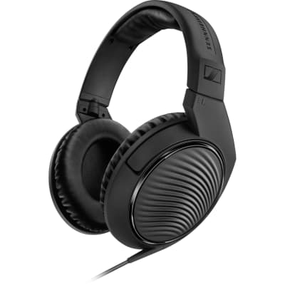 Sennheiser HD 200 Pro Closed Professional Monitoring Headphones