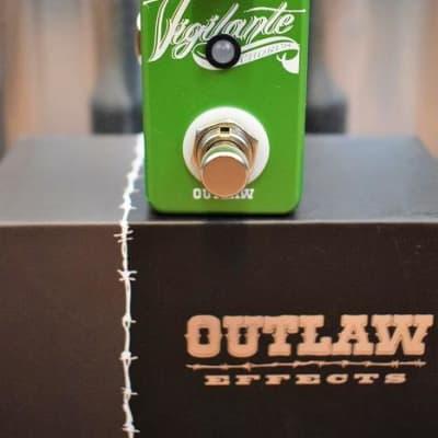 Outlaw Effects Vigilante Chorus Guitar Effect Pedal