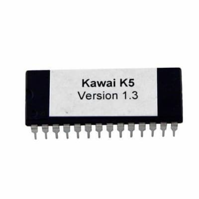 Kawai K5 version 1.3 firmware Latest OS Update Upgrade EPROM Ic Chip