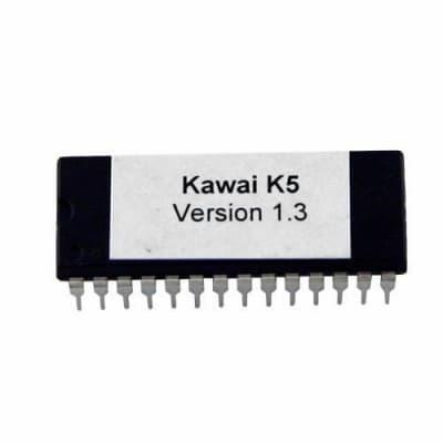 Kawai K5 version 1.3 firmware Latest OS Update Upgrade EPROM Ic Chip