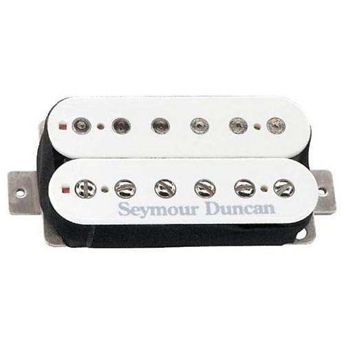 Seymour Duncan 11102 49 W Sh Pg1 Pearly Gates Pickup White