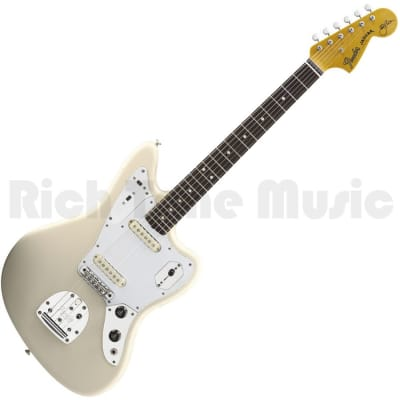 Fender Johnny Marr Jaguar - Olympic White for sale