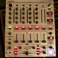 Behringer DJX700 Professional DJ Mixer