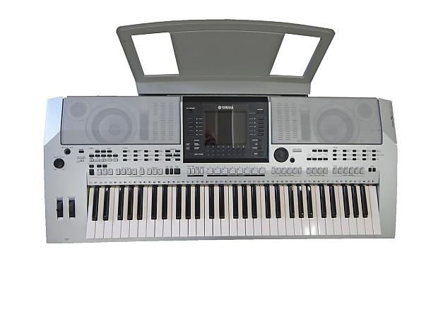 Yamaha psr s900 61 note arranger workstation reverb for Psr s900 yamaha
