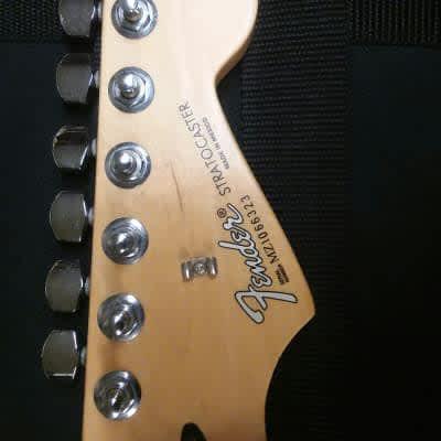 Fender Standard Stratocaster MIM Neck 2001 Natural