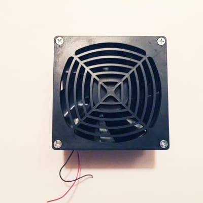 Kurzweil K2000 Synthesizer Cooling Fan Assembly. Works Great !