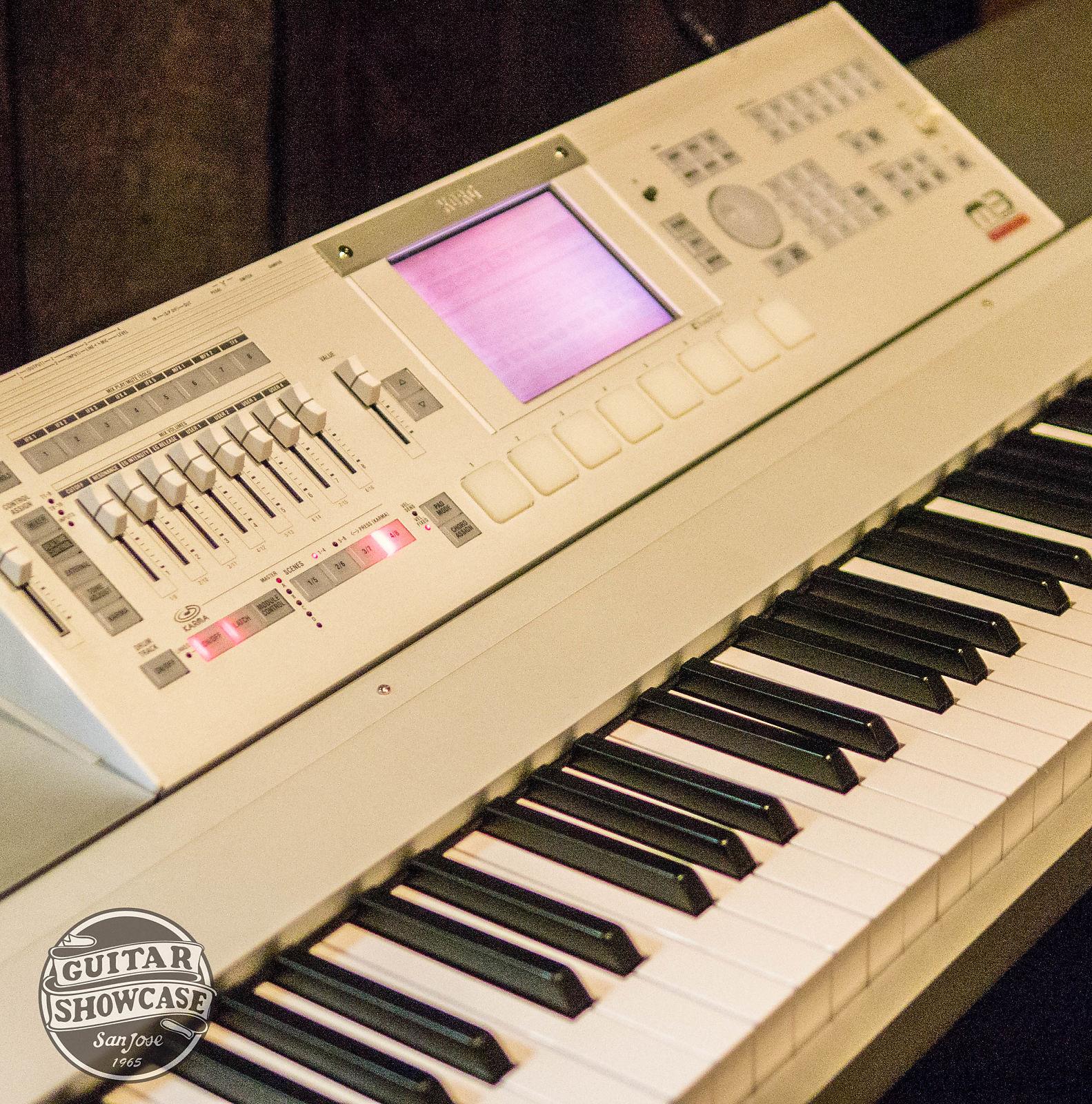 Korg M3 88 Key Music Workstation Keyboard Xpanded