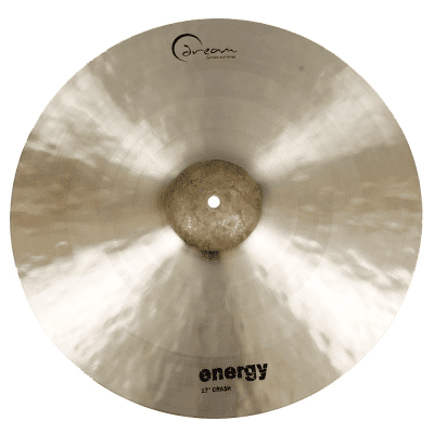 "Dream Cymbals 17"" Energy Series Crash Cymbal"
