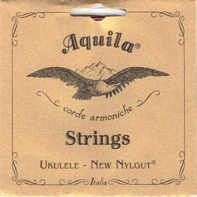 AQUILA UKULELE STRINGS NEW NYLGUT - SOPRANO for sale