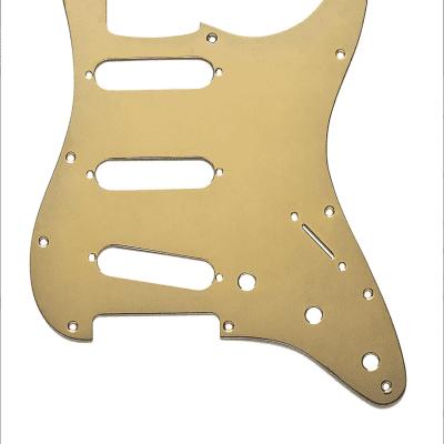 Fender Precision Custom Shop 51 Celluloid Pickguard Nitrate Relic Aged USA