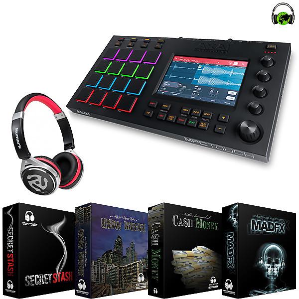 Akai MPC Touch Music Production Controller Pro Plus Bundle   Reverb