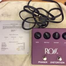 Ross Phaser Distortion Dark Purple