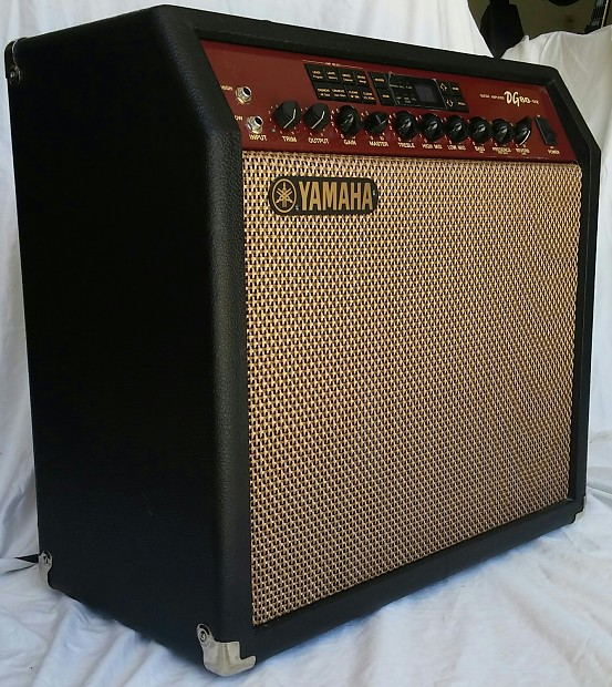 Yamaha DG80-112 Guitar Combo Amp Excellent Condition | Reverb