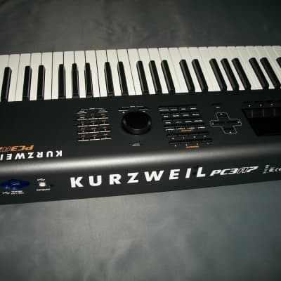 Kurzweil PC3A7 76-Key Digital Workstation Synthesizer