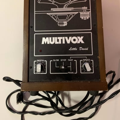 Multivox LD-2 Little David for sale