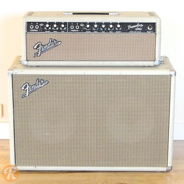 Fender Tremolux Piggyback 1964 Blonde