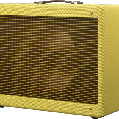 Mojotone  Narrow Panel 1x12 Tweed Extension LOADED with a Jensen C12 Q for sale