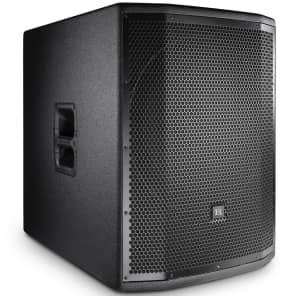 JBL PRX818XLFW Powered Subwoofer (1500 Watts), Blemished