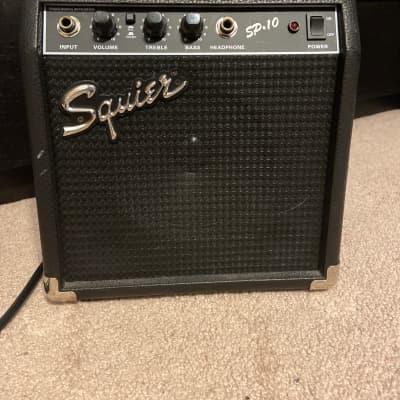 Squier SP-10 2011 Black for sale