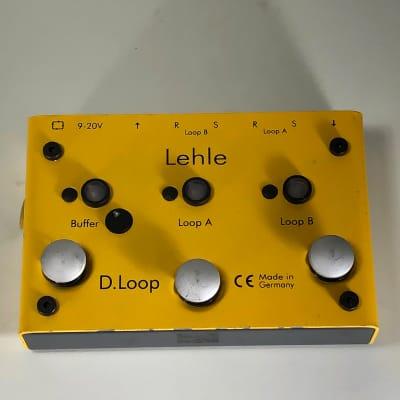 WALTER BECKER Personally Owned Lehle D.Loop SGoS