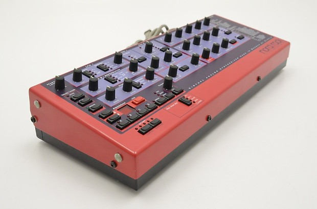 nord rack virtual analogue modular synthesizer reverb. Black Bedroom Furniture Sets. Home Design Ideas