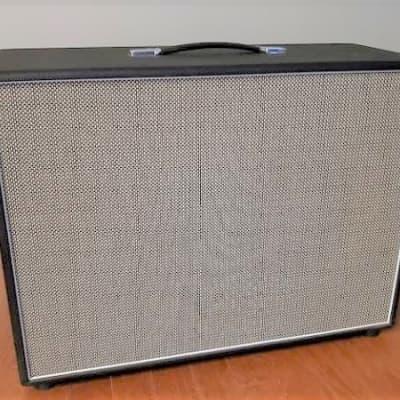Mojotone 2X12 'British' speaker cab (Unloaded) 2017 Black Levant for sale