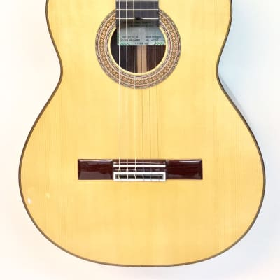 Magnifique Guitare Classique Exception - Luthier Sanchis Lopez Solea Palo Santo
