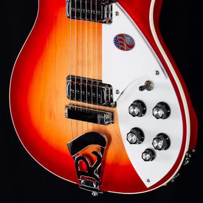 Rickenbacker 620 Fireglo (781) for sale