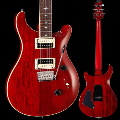 PRS Paul Reed Smith SE Standard 24, Vintage Cherry 051 7lbs 2.9oz for sale