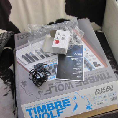 Akai Timbre Wolf Analog Synthesizer (Cheap Australia Shipping)