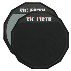 "Vic Firth 6"" Double Sided Practice Pad"