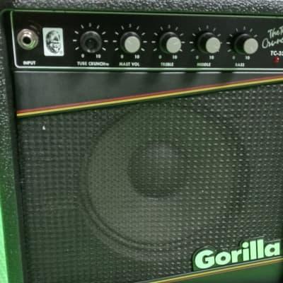 Gorilla Tube Cruncher 1980s Black for sale