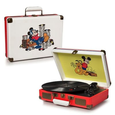 Crosley Disney Cruiser Turntable (CR8005A-DS) (Record Store Day)
