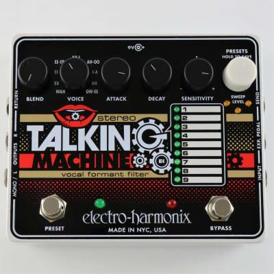 ELECTRO HARMONIX STEREO TALKING MACHINE for sale