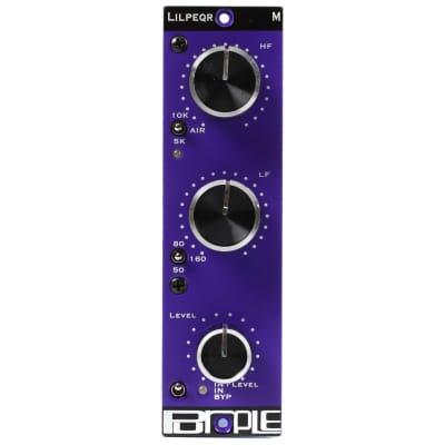 Purple Audio LilPEQr 500 Series Program EQ Module