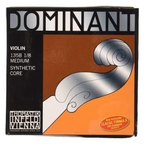 Medium Gauge by Thomastik-Infeld Silver Winding Synthetic Core Peter Infeld 4//4 Violin G String