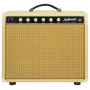 "Milkman Creamer 20-Watt 1x12"" Guitar Combo with Jupiter Alnico Speaker"